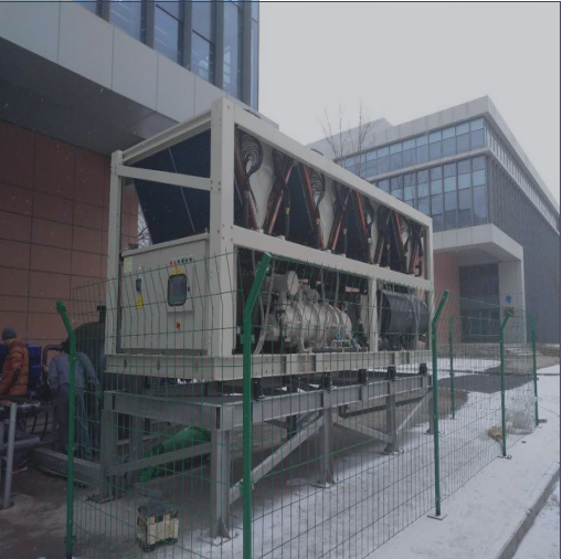 新疆 霍尔果斯 生产车间+办公楼 6000㎡