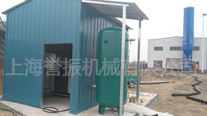 汉钟空压机应用于水泥行业