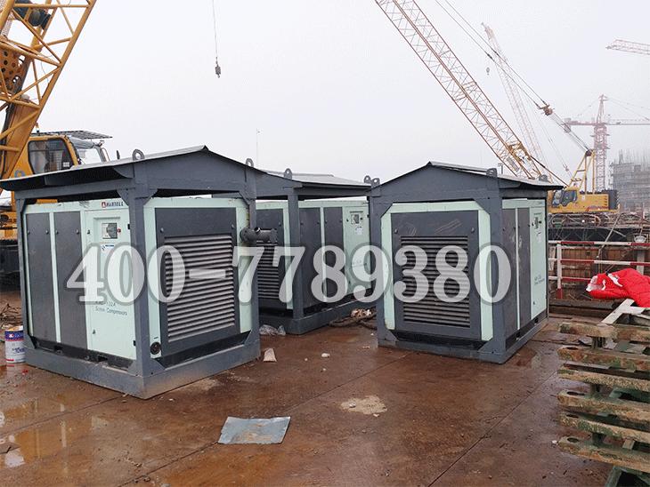 淮南矿业集团与汉钟空压机实现合作