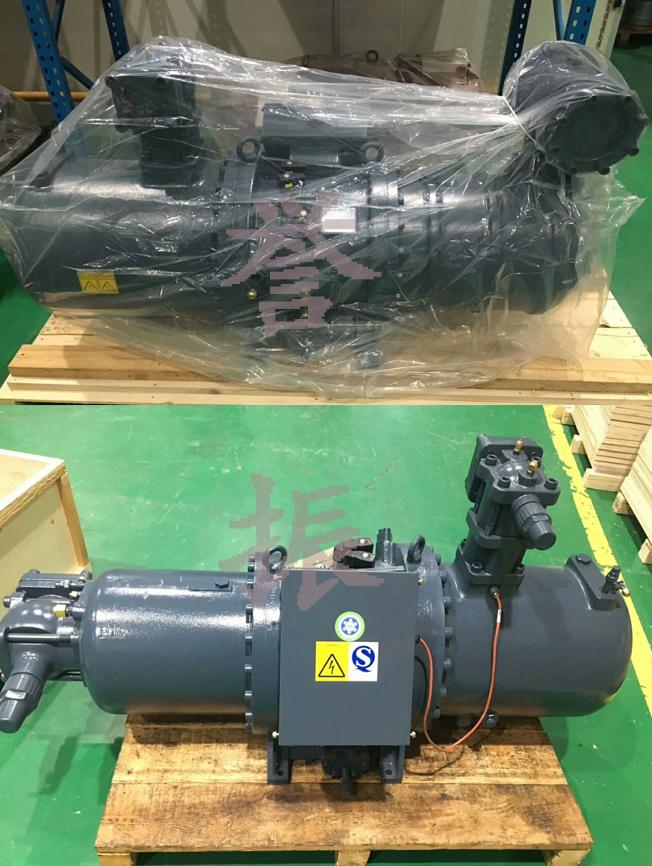 制冷压缩机应用于农副产品冷库