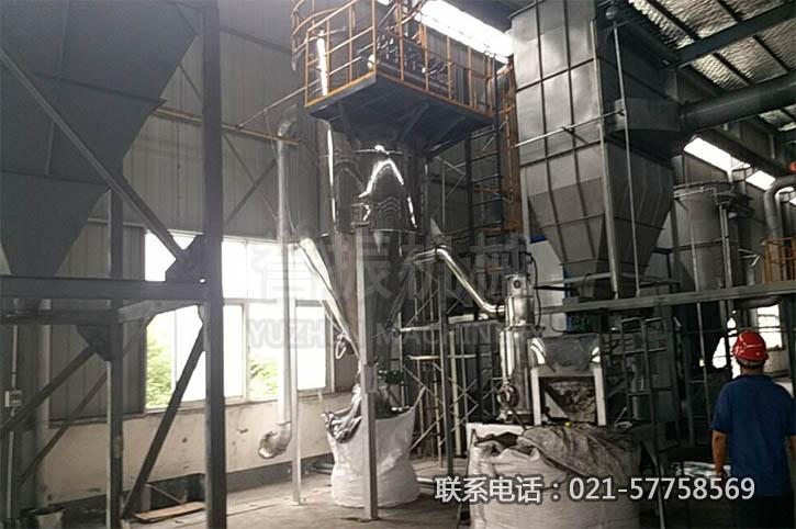 粉尘输送行业选用汉钟空压机