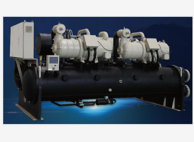 水源螺杆式超高温热泵机组